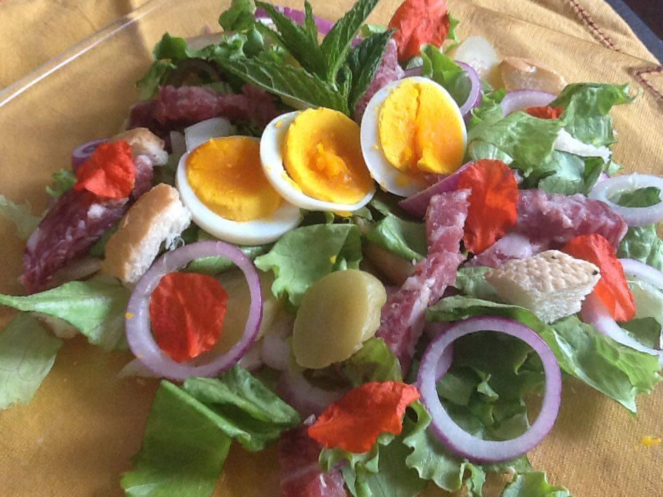 Non la solita insalata: ricetta originale per il Festival!