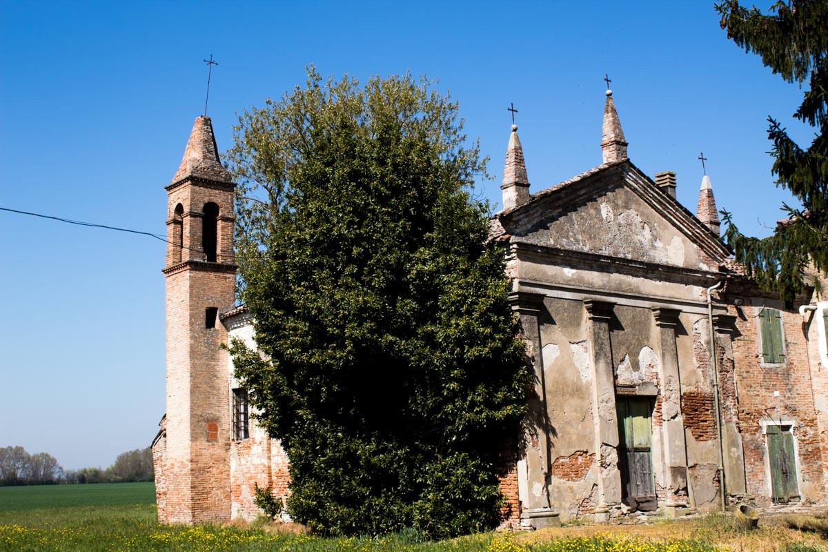 Dal Valgrande a Villa Nani Mocenigo – In bici con Alberto